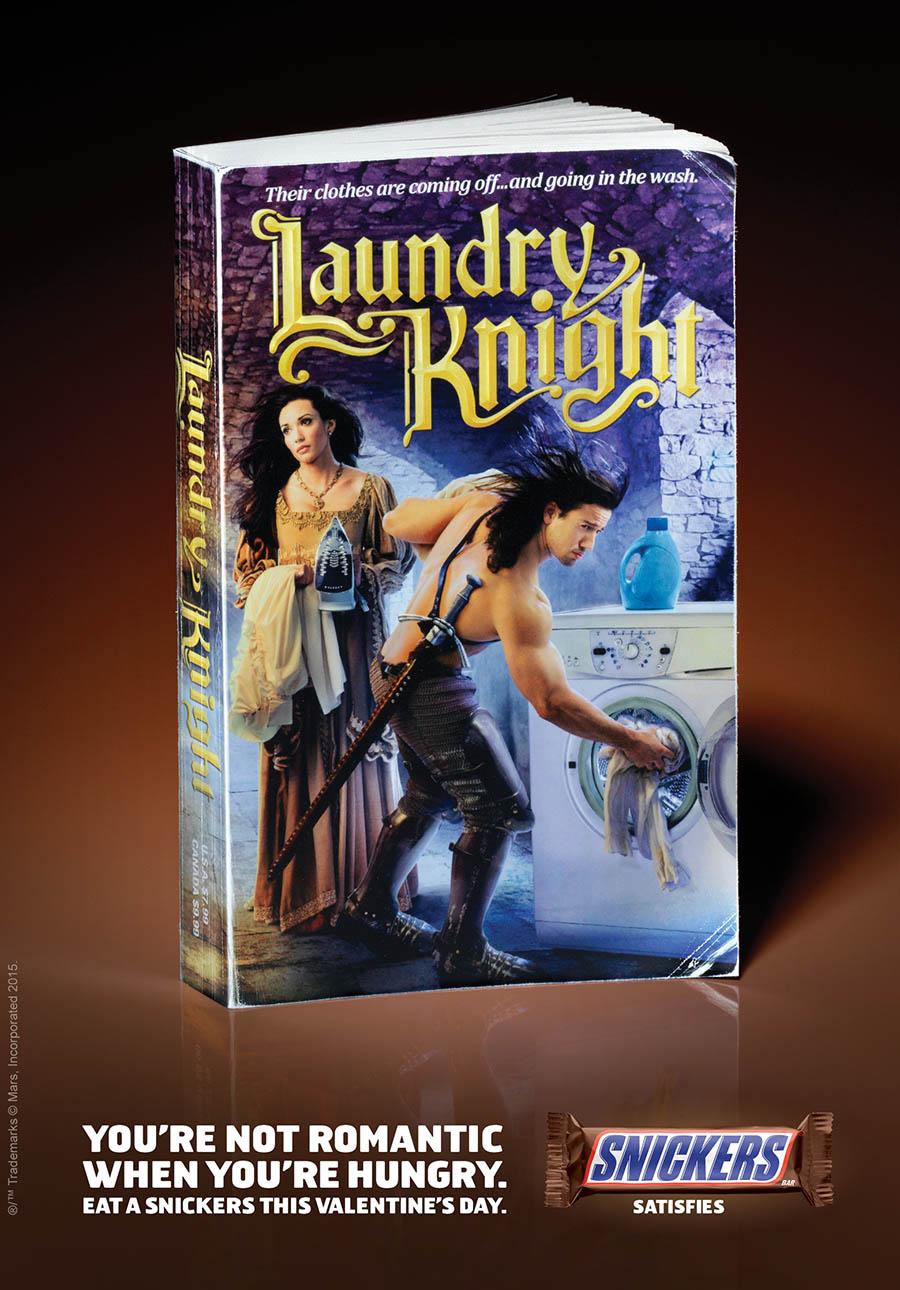 Laundry Knight